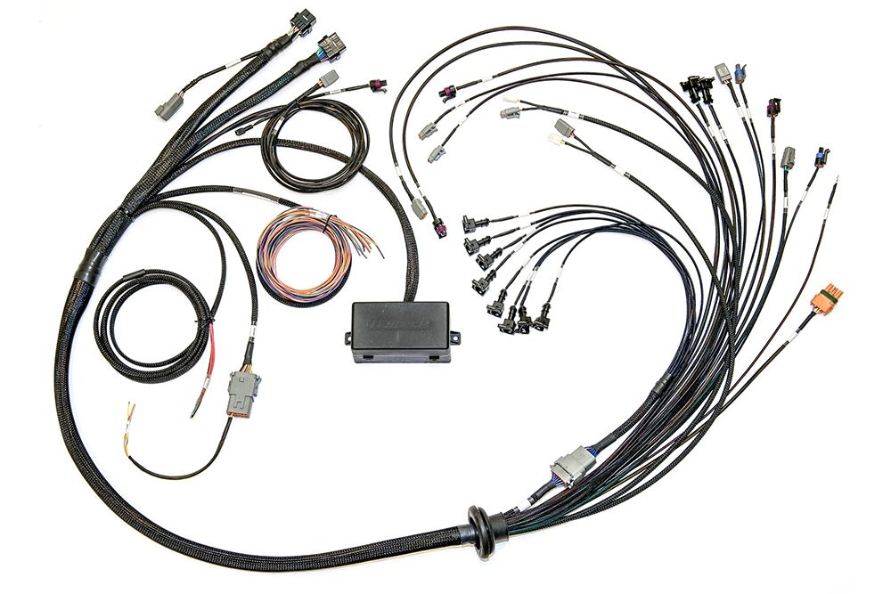 elite 2500 ford coyote 5 0 engine harness